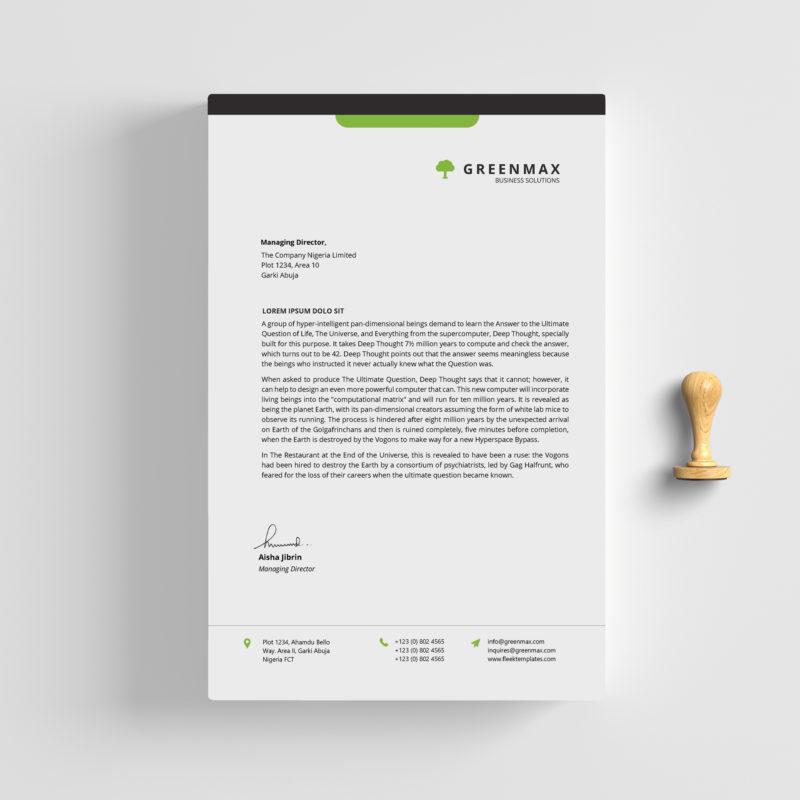 letterhead fleek templates the best microsoft office templates