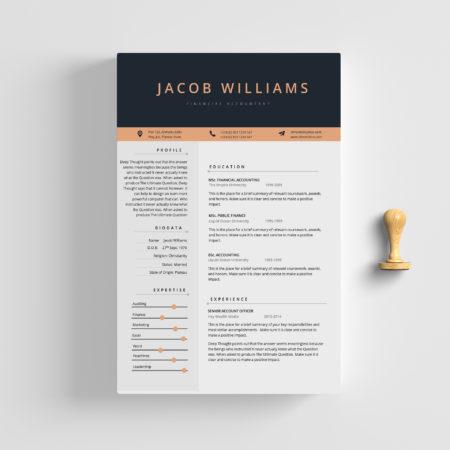 2-Page CV